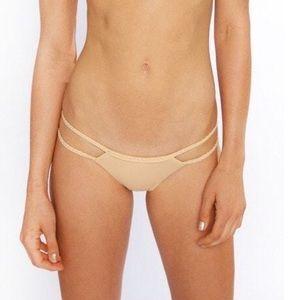 Frankie's Bikinis Swim - NWOT Frankie's Bikinis Oceanside Bottom Braid Trim